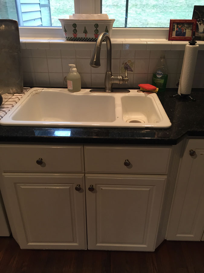 Drexel Hill - Sink Repair